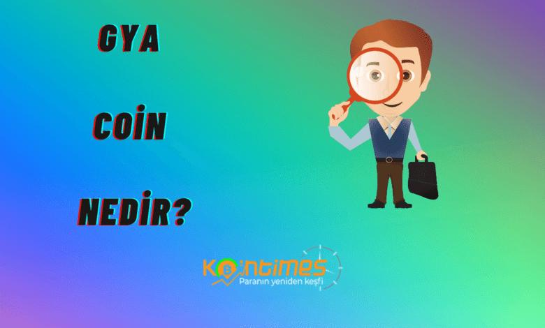 gya coin nedir?, gya coin yorum ve grafiği? 1