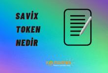 savix token (svx coin) nedir? 7
