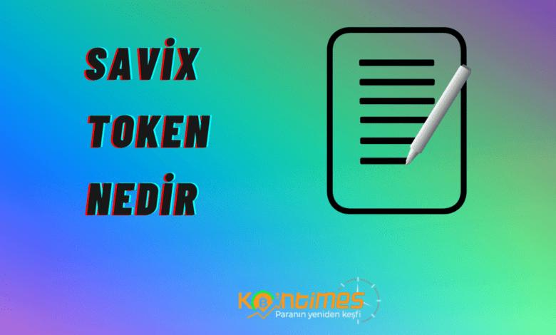 savix token (svx coin) nedir? 1