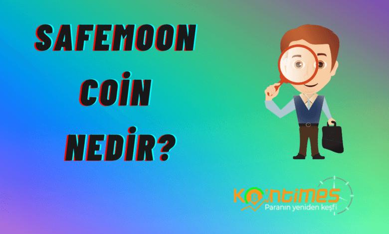 safemoon nedir? safemoon coin hangi borsada listelenmektedir? safemoon nasıl alınır? 1