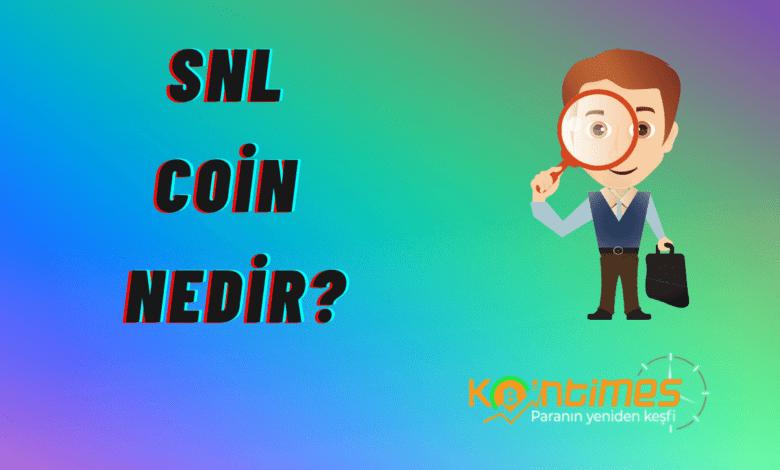 snl coin nedir?, snl coin yorum ve grafiği 1