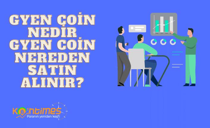 binance' da yepyeni bir coin listelendi: gyen coin nedir, gyen coin nereden alınır? 1