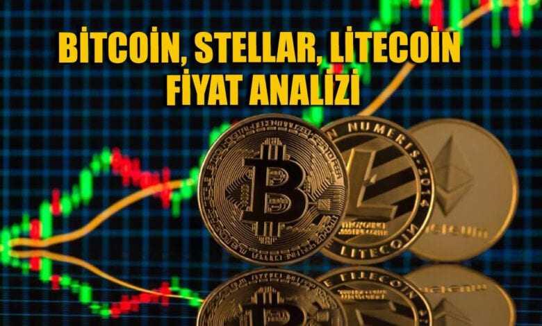 6 haziran bitcoin, litecoin, stellar fiyat analizi, yeni hedefler neler? 1