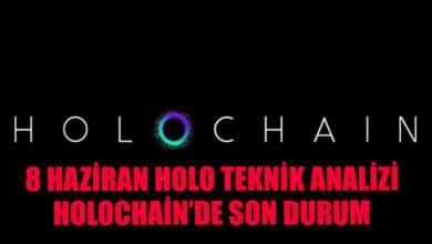 8 haziran holo teknik analiz: holochain'de son durum nedir? 1
