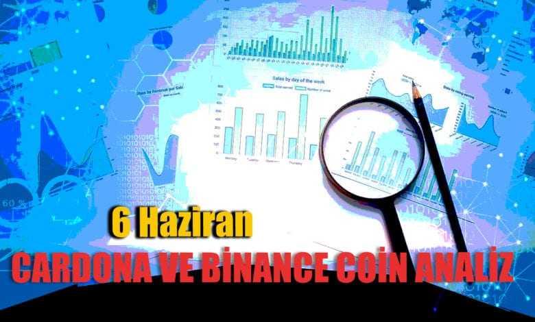 cardano (ada) ve binance coin (bnb) teknik analizi 1