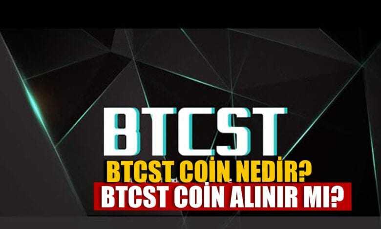 btcst (bitcoin standard hashrate) coin nedir?, btcst alınır mı? 1