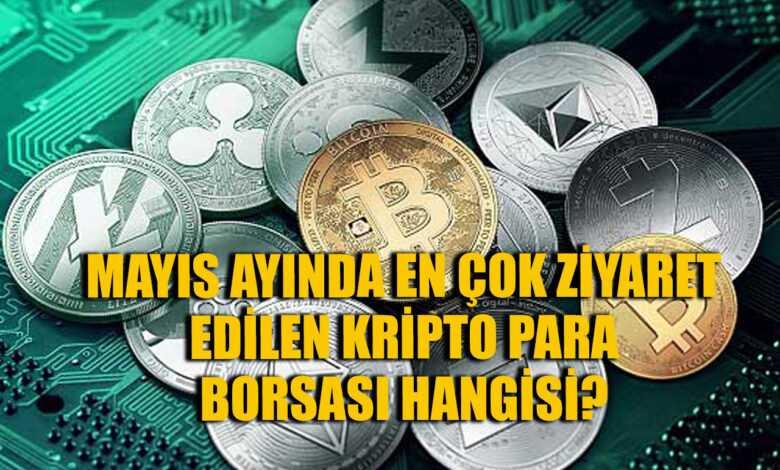 mayıs ayında en çok kullanılan kripto para borsaları belirlendi 1