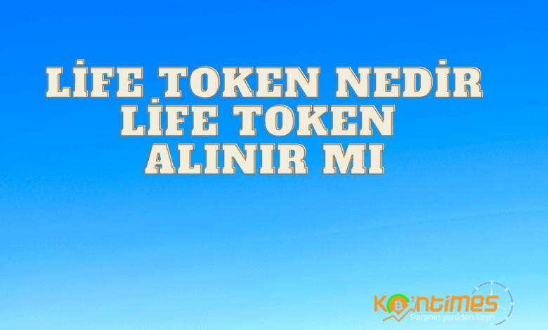 yeni kripto para: life token nedir? lnt yatırıma değer mi? 1
