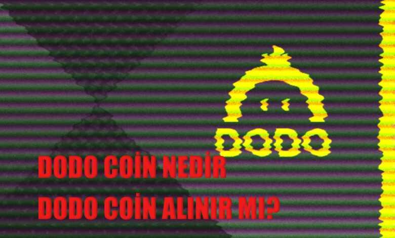 dodo coin nedir? dodo coin alınır mı?, dodo coin ne zaman çıkacak? 1