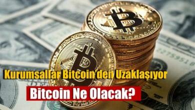verilere göre kurumsal yatırımcılar bitcoin'den uzaklaşıyor! 6