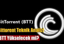 bittorrent teknik analiz: btt yükselir mi? 7 temmuz 2021 7