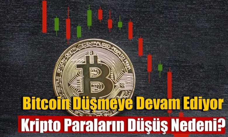 bitcoin i̇le birlikte diğer kripto paralar neden düşüşte? bitcoin neden değer kaybediyor? 1