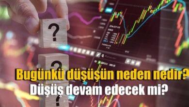 kripto para borsalarındaki düşüşün nedeni?