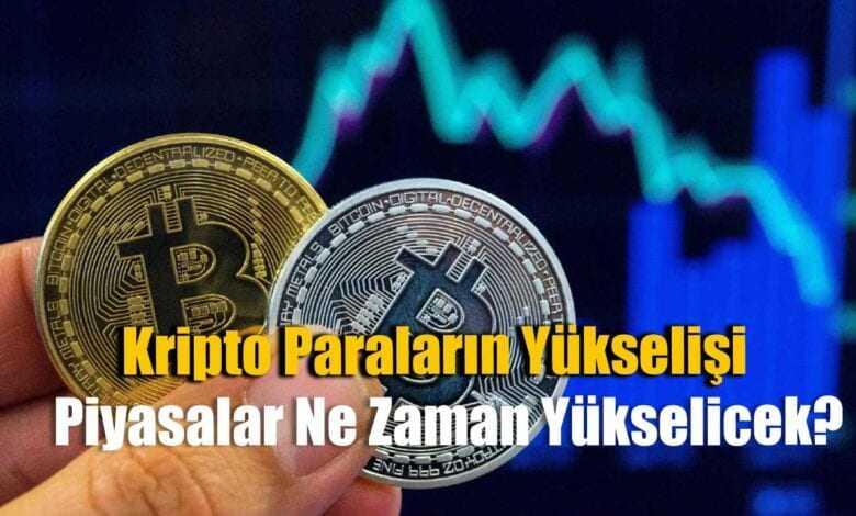 kripto paralarda yükseliş trendi ne zaman başlar?