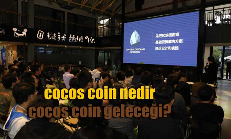 cocos coin nedir? cocos coin yorum ve geleceği? 1