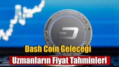 dash coin geleceği 2021, 2022, 2023, 2024, 2025, dash coin fiyat tahminleri 1