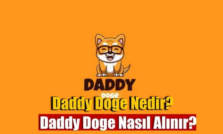 daddy doge nedir, daddy doge nereden alınır? 1