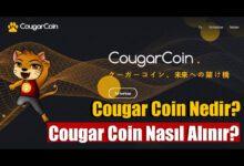 cougar coin nedir, cougar coin hangi borsada 4